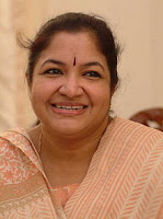 KS Chitra daughter Nandana died