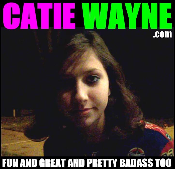 Catie Wayne Hair