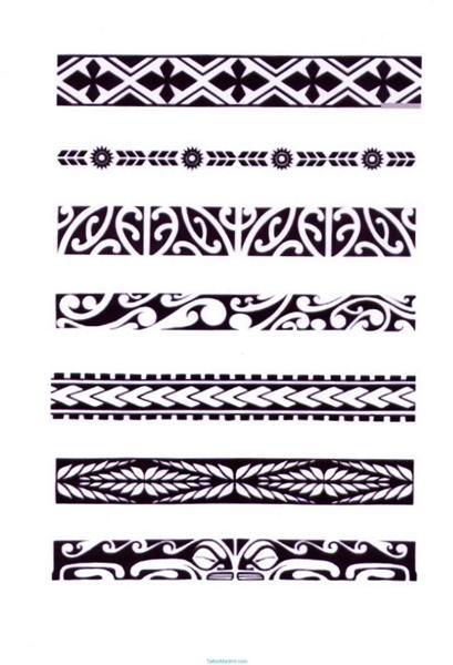 especial tribales maories fotos de tatuajes. Black Bedroom Furniture Sets. Home Design Ideas