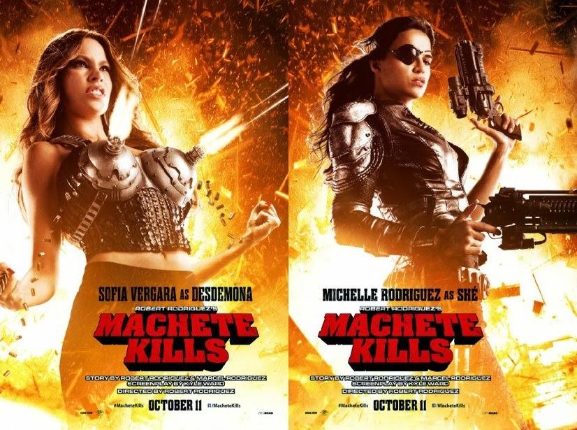 Film Machete Kills (2013)