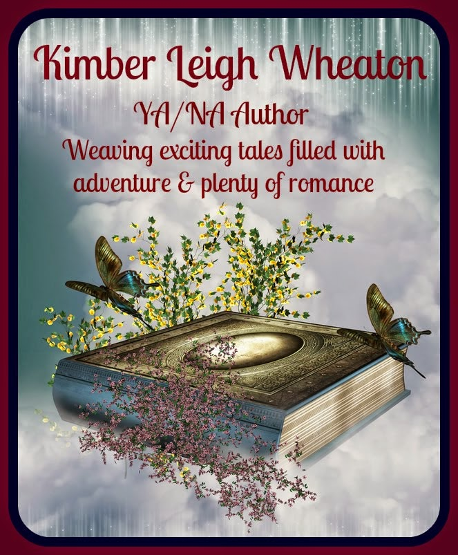Kimber Leigh Wheaton YA/NA Author