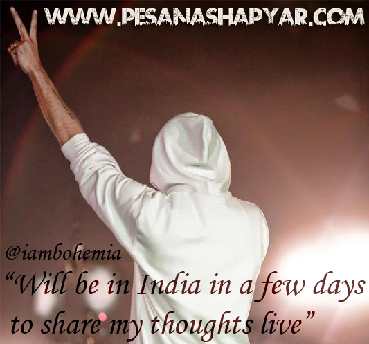 bohemia live in india 2012 thousand thoughts
