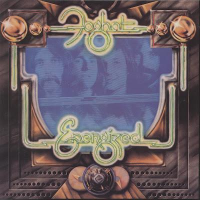 Foghat - Energized (US Blues Heavyrock 1974)