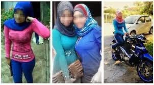 Fenomena Trend Hijabers dan Jilboobs Cewek Indonesia