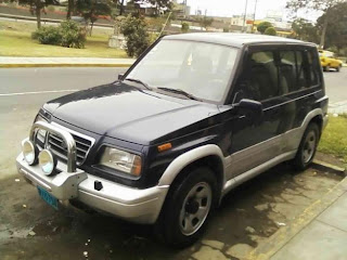 Service manual 1995 Suzuki Escudo Sidekick