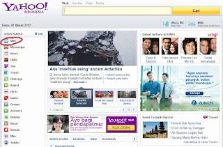 Daftar Yahoo 4