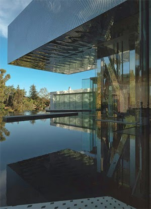 Michael Ovitz residence designed by architect Michael Maltzan