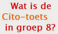 cito-toets groep 8