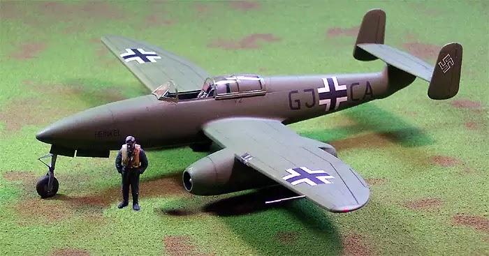 Όταν η  ναζιστική Γερμανία έφτιαχνε τα πρώτα αεροπλάνα με μηχανές jet! Heinkel He 280 που απολαμβάνουν όλοι οι άλλοι σήμερα!