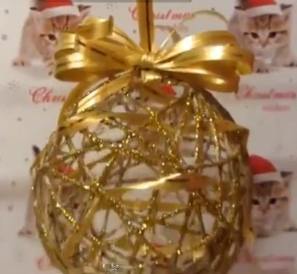 Consejos para decorar el arbol de navidad adornos caseros - Adornos navidenos caseros para el arbol ...