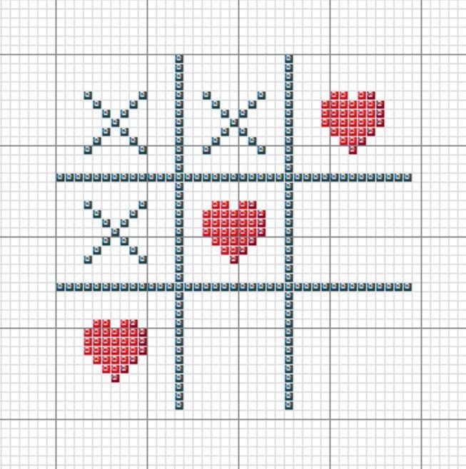 Вышивка крестом для малышей схемы 3 лет для начинающих 14