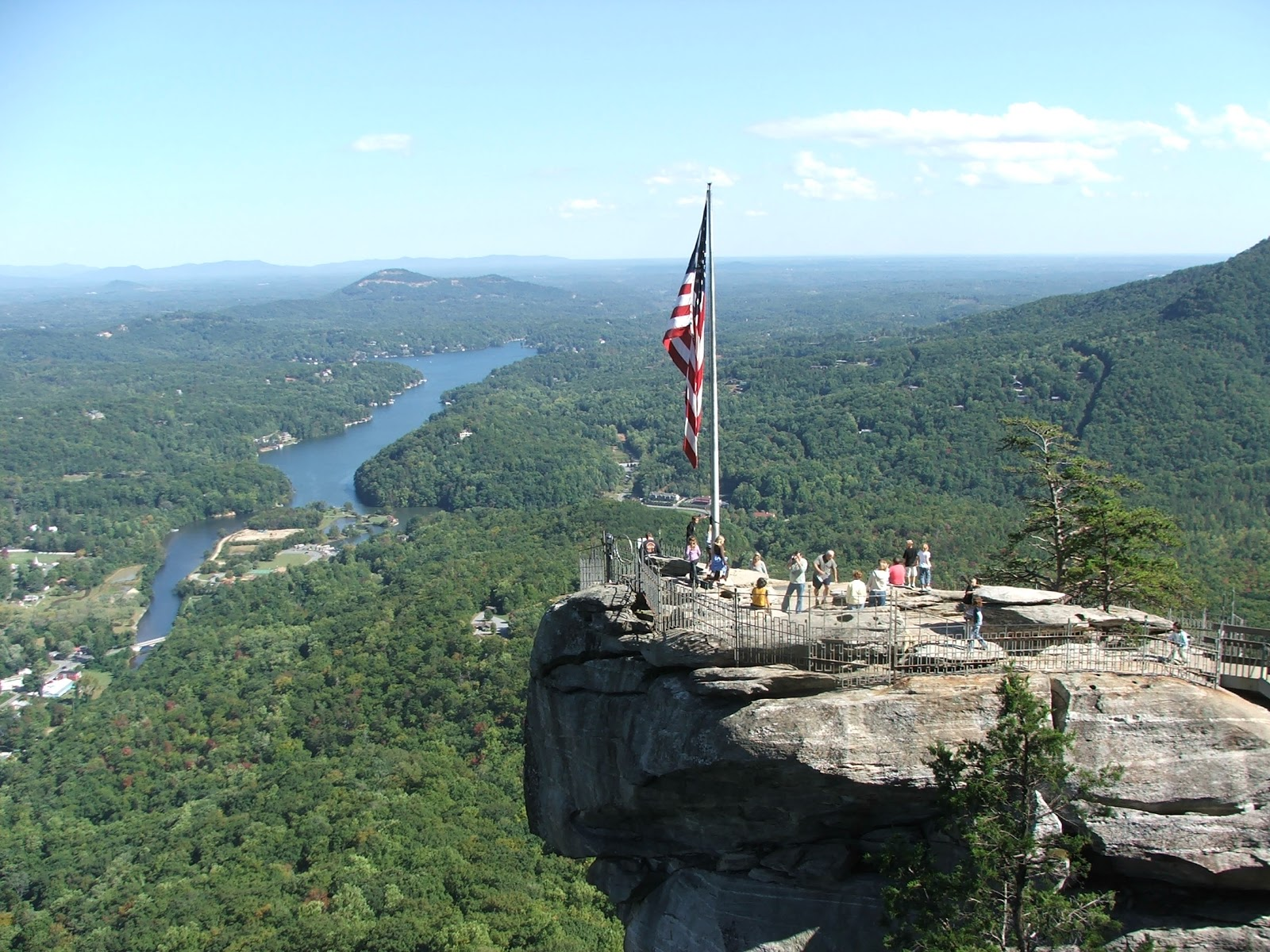 Visit Chimney Rock Park Spectacular Waterfalls 25 Miles