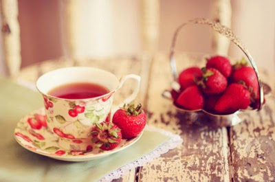 Olor a té