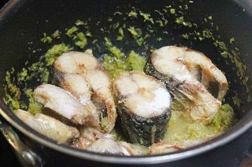 Vietnamese Fish Recipe - Cá Kho Gừng Sả