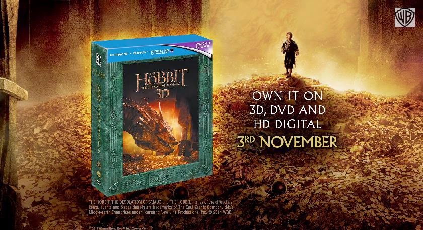 THE HOBBIT: THE DESOLATION OF SMAUG EXTENDED EDITION