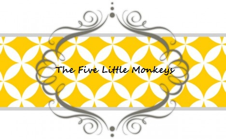 The Five Little Monkeys
