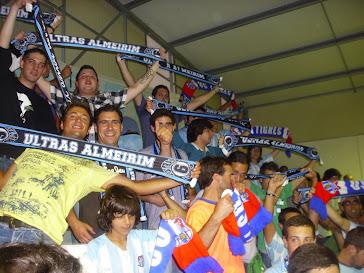 Ultras Almeirim em Turquel