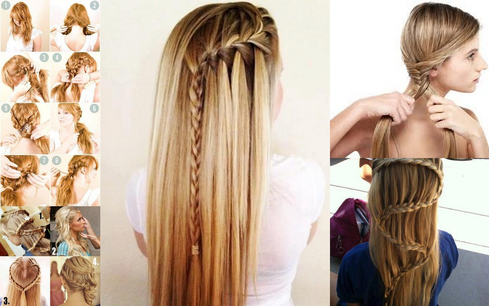 Peinados septiembre 2012 - Ver peinados de fiesta paso a paso ...