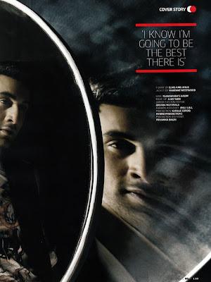 Ranbir Kapoor GQ