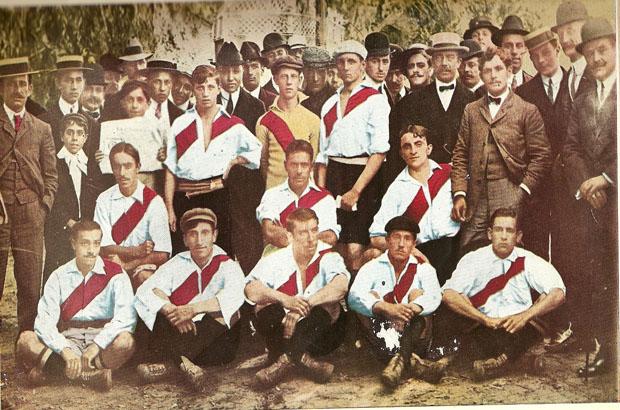 29) copa de oro eva perón 1957 - asociación del fútbol argentino