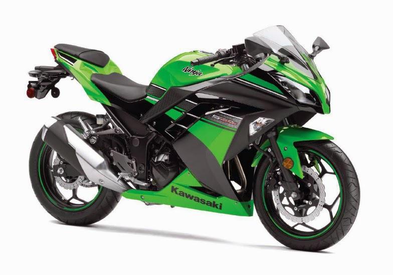 Motor Kawasaki Ninja 300cc