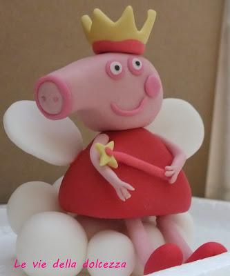 Peppa pig torta