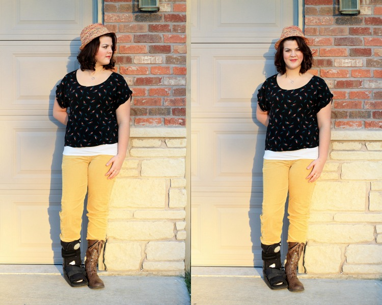 Girls Gone Wild for Style: Fall Look Book | Carly | Ann Arbor, MI