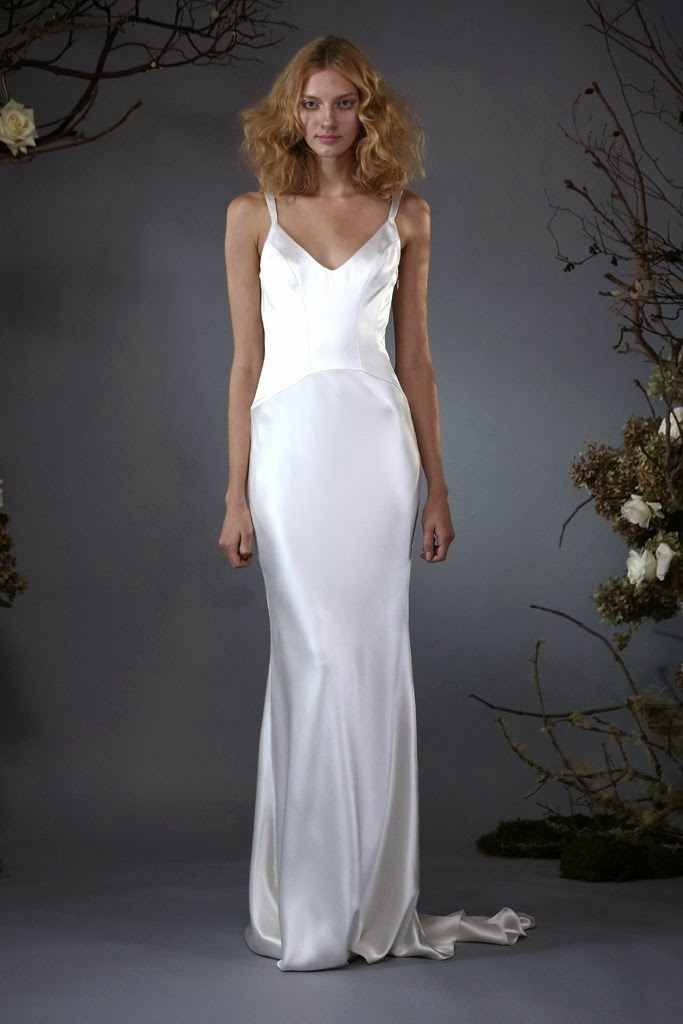 Elizabeth Fillmore 2014 Fall Bridal Collection