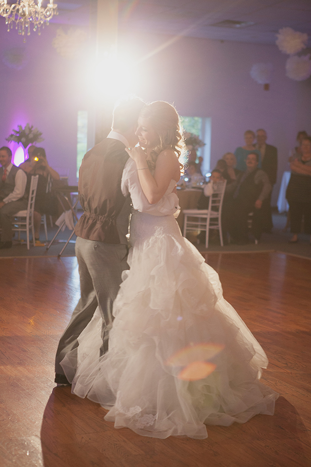 Our First Dance - Winnipeg Wedding Inspiration.