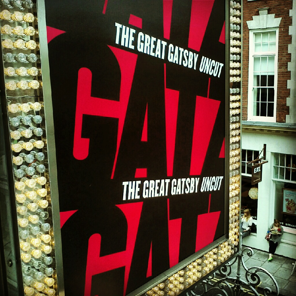 the great gatz Gatz, the theatrical tour-de-force marathon adaptation of f scott fitzgerald's the great gatsby created by multi-award winning ensemble elevator repair service, this award-winning theatrical event is directed by john collins and features scott shepherd (x-men: dark phoenix, bridge of spies), who won an obie for his performance in gatz.