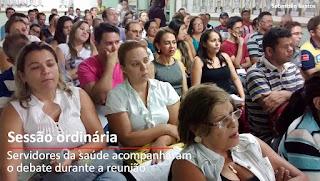 PCCRS é apresentado na Câmara de Picuí