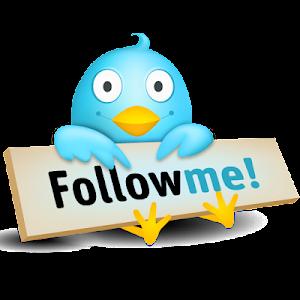 Folge mir bei Twitter