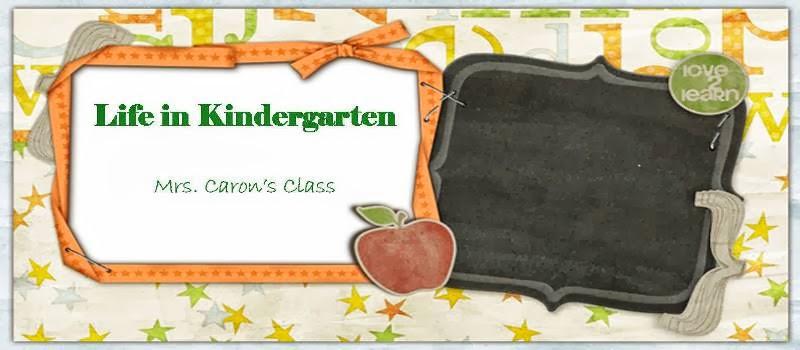 Life in Kindergarten