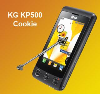 Kathleen Alcala: LG Cookie KP500