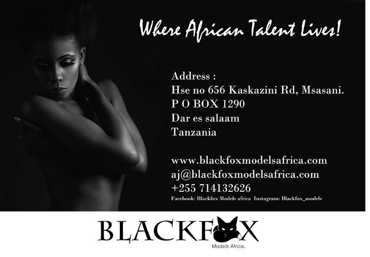 Blackfox Models Africa