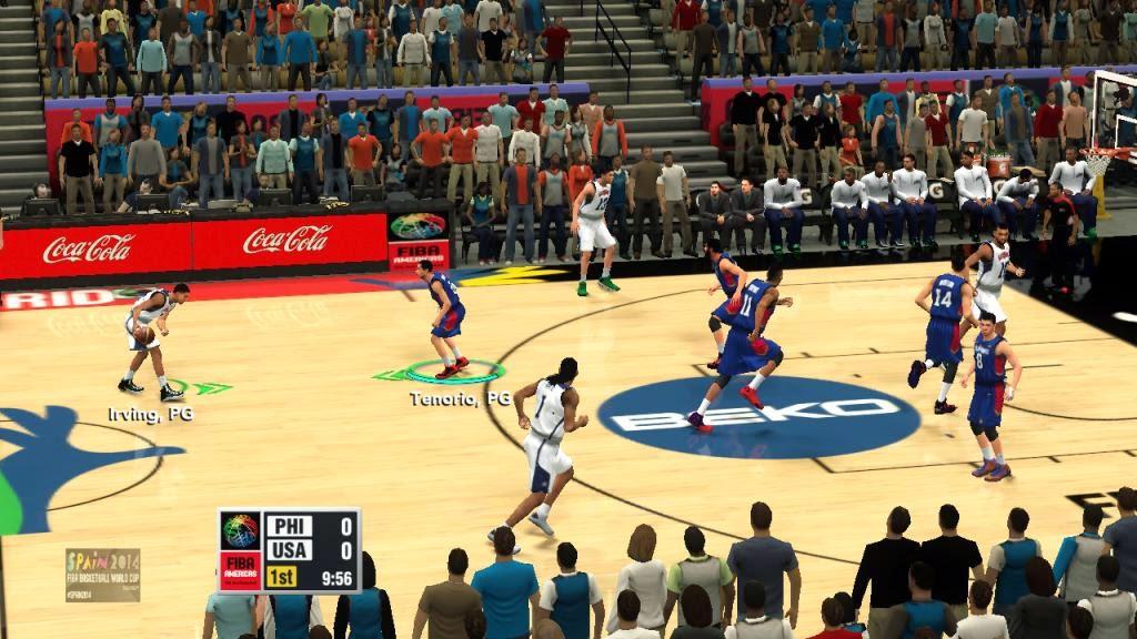 FIBA 2K14 Americas Mod