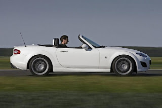 Supercharged Mazda MX-5 Yusho Concept Unveiled in Leipzig