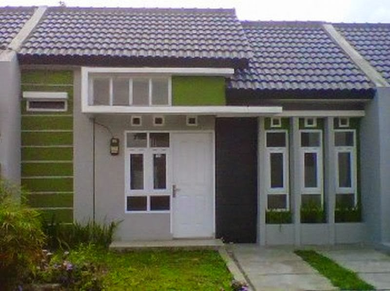 rumah minimalis baru