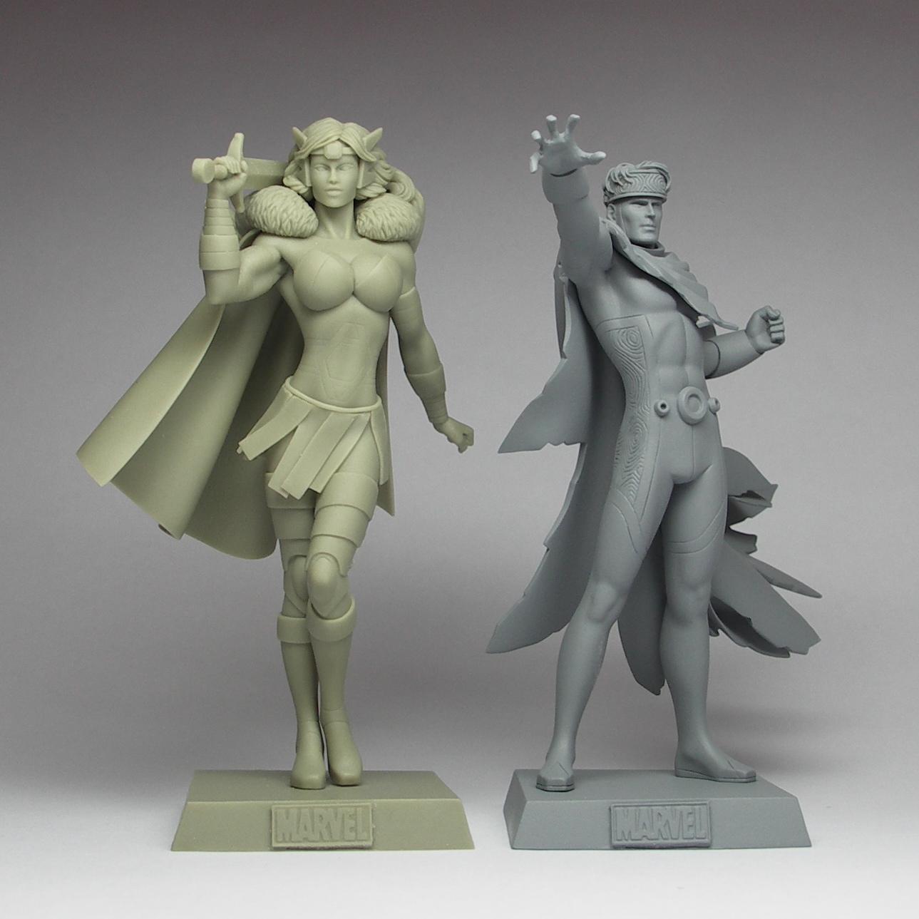 Figurine plomb super héros Marvel Eaglemoss 42 DIABLO NIGHTCRAWLER