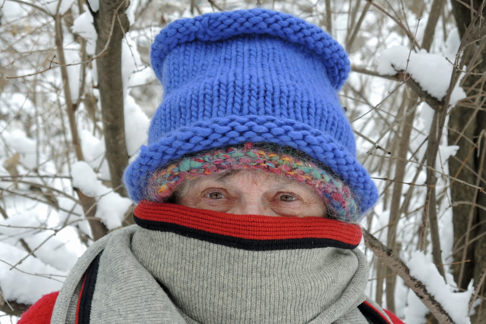 Knitting Scarves For The Homeless : Hats for the homeless knitting giving loving january