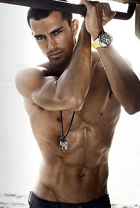 Redefining The Face Of Beauty Hunk Of The Week Quot Clint Mauro Quot