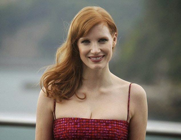 Surely! We love this look. . . . . . .From the diamond entrance of beautiful hair until the ending statement of design. And all the eyes will be on Jessica Chastain as she swept on film photo call for Disappearance of Eleanor Rigby at 62th San Sebastian Film Festival in Spain's northern Basque region on Tuesday, September 23, 2014.