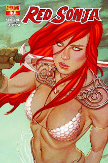 Red Sonja #1d by Jenny Frison