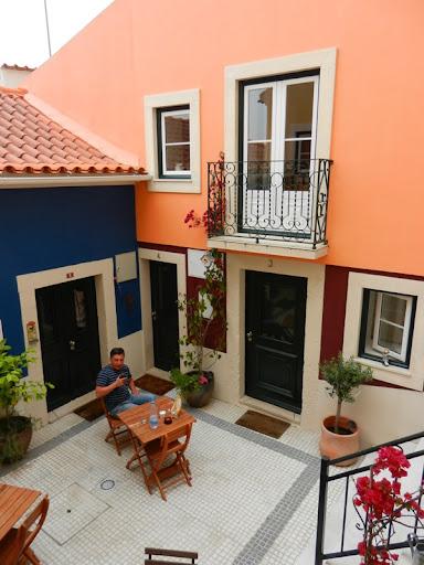 Апартаменты в Лиссабоне Алфама