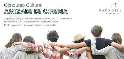 Concurso Cultural Amizade de Cinema