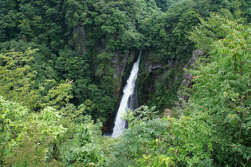 ku-の日記: 西椎屋の滝(にしし...