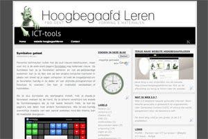 Hoogbegaafdleren ICT-tools blog
