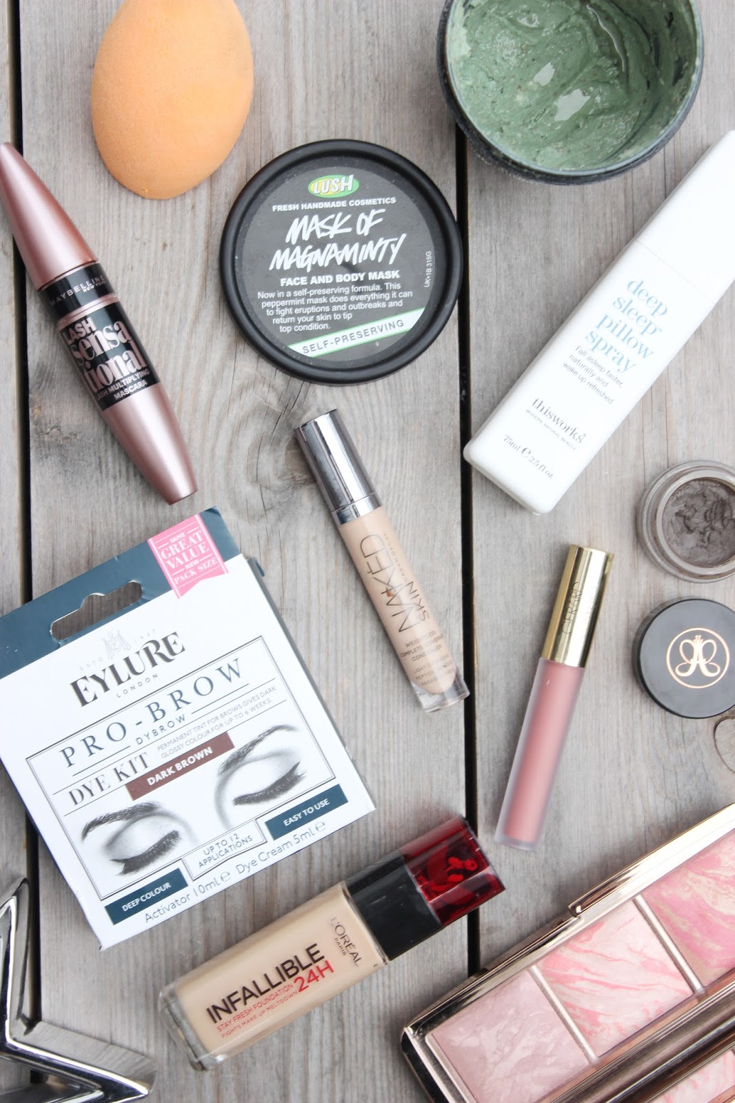 Top 10 Beauty Discoveries of 2015