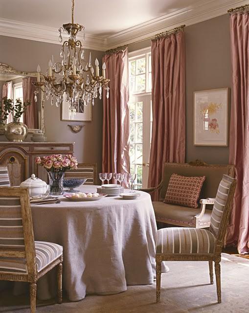 Elegant Abode: Cream, Blush + Grey