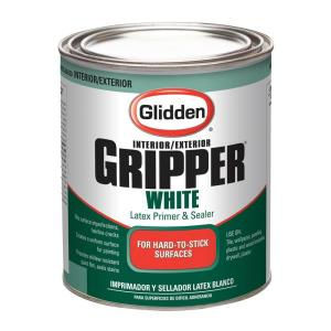 Lesliegallery blog product review gripper primer by glidden - Exterior paint with primer reviews ...